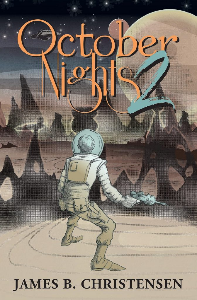 Book Cover: October Nights 2