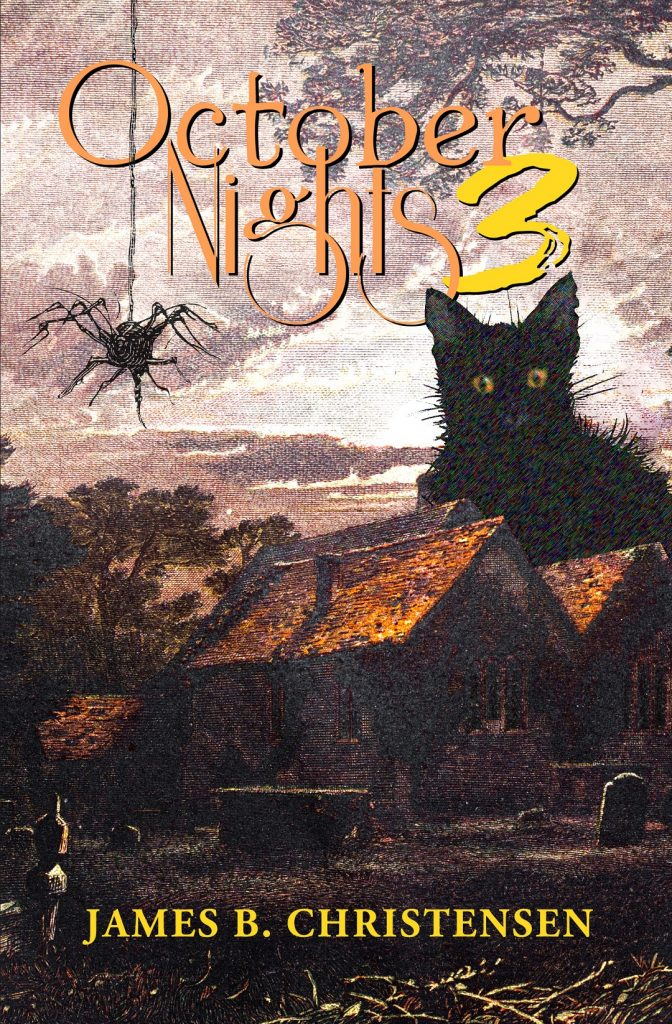 Book Cover: October Nights 3